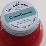 les collines flavors: quince preserve