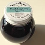 les collines flavors: black raspberry preserve