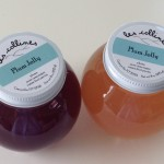 les collines flavors: plum jellies